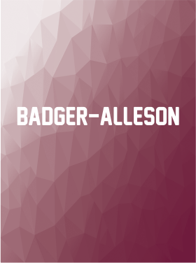 Badger-Alleson Catalog Cover