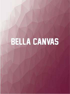 Bella Canvas Catalog Cover